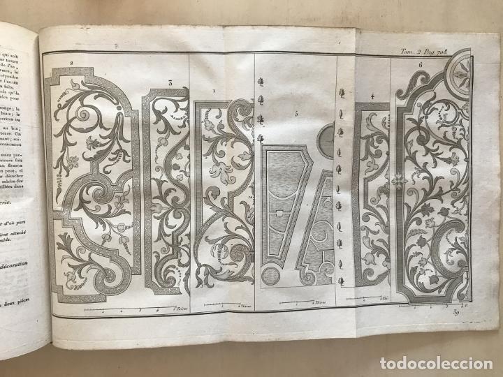 Libros antiguos: LA NOUVELLE MAISON RUSTIQUE ..Tomo II, 1798. J-F- Bastien. Posee 18 grabados. - Foto 22 - 198405088