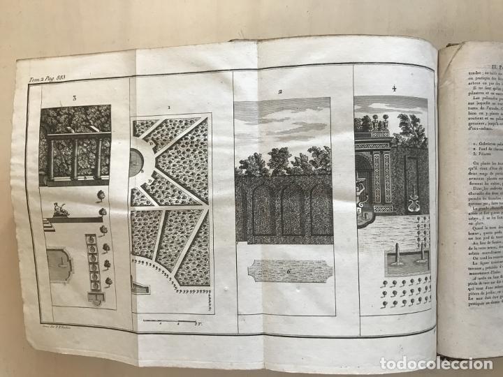 Libros antiguos: LA NOUVELLE MAISON RUSTIQUE ..Tomo II, 1798. J-F- Bastien. Posee 18 grabados. - Foto 23 - 198405088