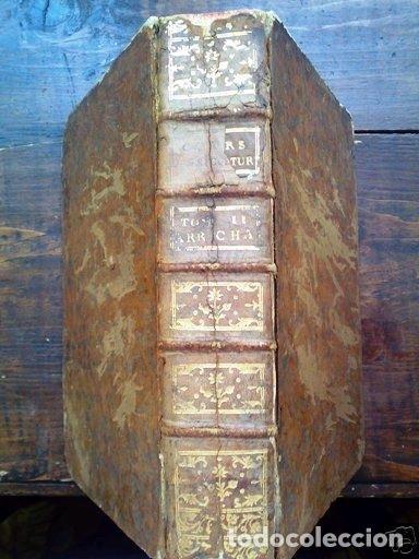 Libros antiguos: COURS COMPLET DAGRICULTURE...Tomo II, 1785. F. Rozier. Posee 27 grabados - Foto 8 - 198412122