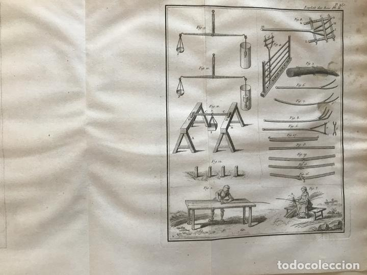 Libros antiguos: De l exploitation des bois, ou moyens..., Tomo I y II , 1764. Duhamel du Monceau. Posee 36 grabados - Foto 20 - 198416221
