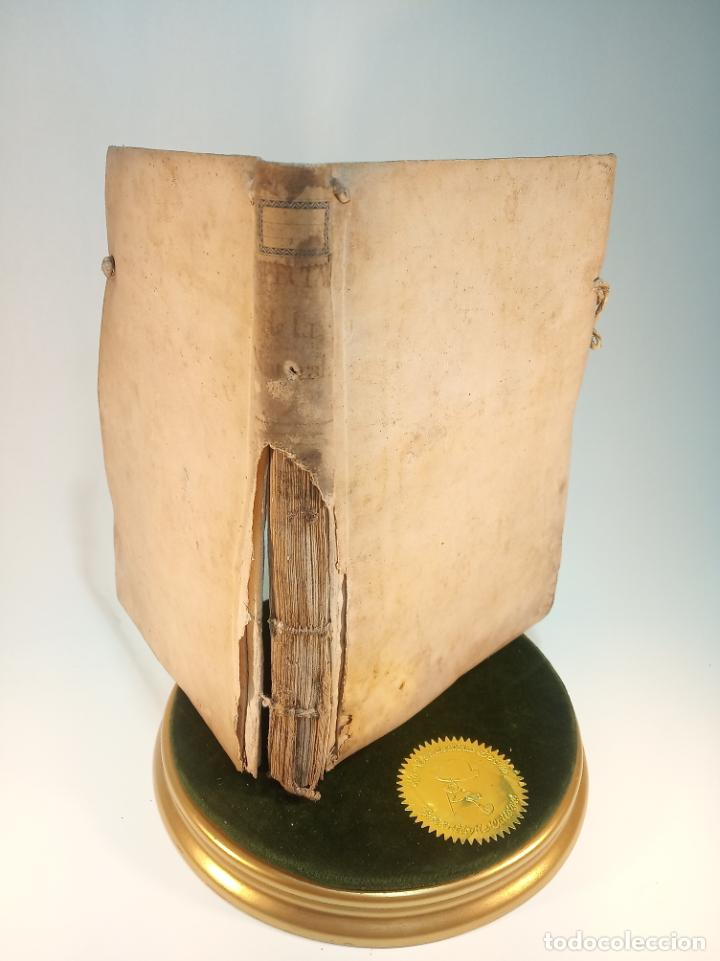Libros antiguos: Espectáculo de la naturaleza. Historia natural. Abab M. Pluche. Tomo VII. Madrid. 1771. Imp. Pedro M - Foto 2 - 198489887