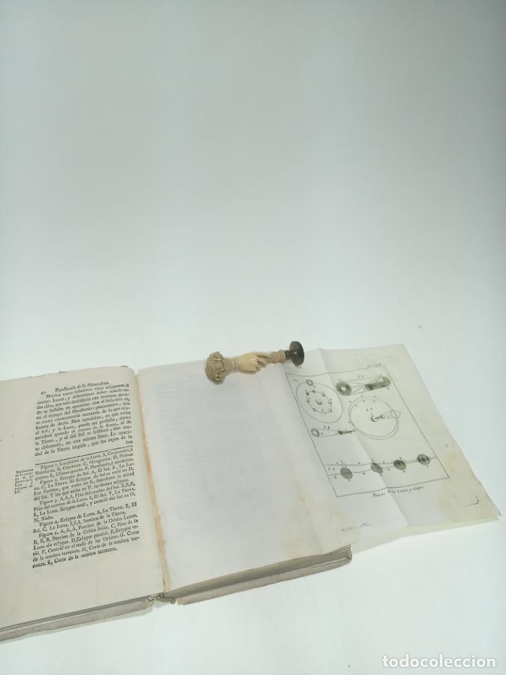 Libros antiguos: Espectáculo de la naturaleza. Historia natural. Abab M. Pluche. Tomo VII. Madrid. 1771. Imp. Pedro M - Foto 4 - 198489887