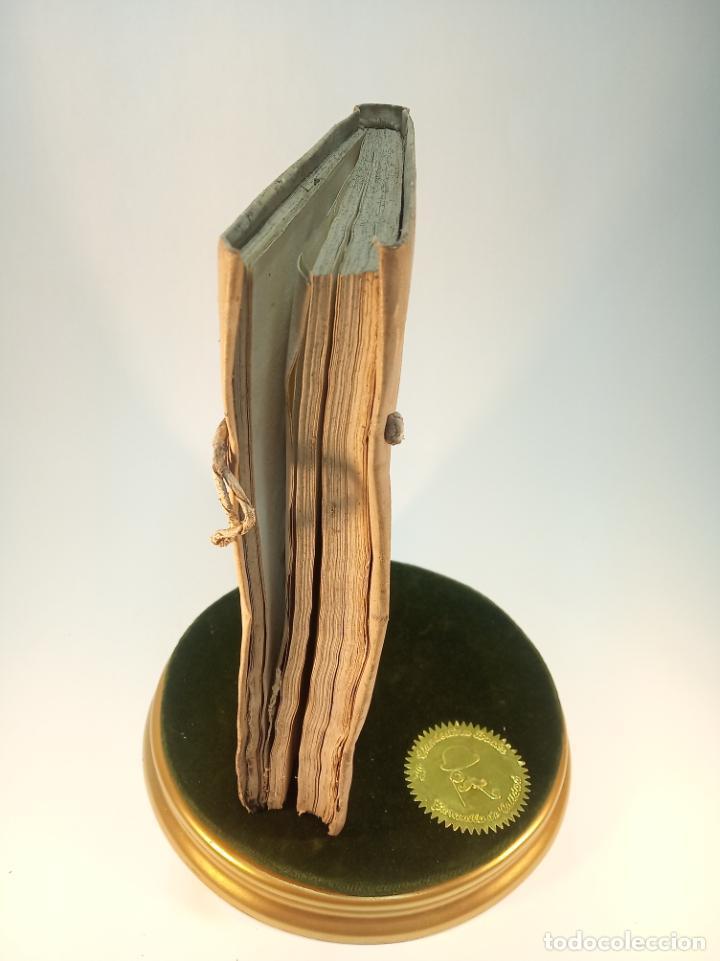 Libros antiguos: Espectáculo de la naturaleza. Historia natural. Abab M. Pluche. Tomo VII. Madrid. 1771. Imp. Pedro M - Foto 9 - 198489887