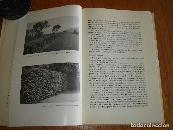 Libros antiguos: SETOS: CLASES Y ESPECIES UTILIZABLES. 1964. - Foto 6 - 198559833