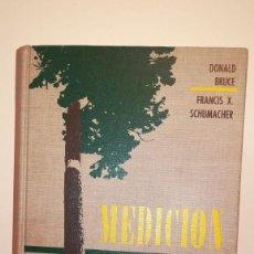 Libros antiguos: MEDICION FORESTAL . Lote 198831261