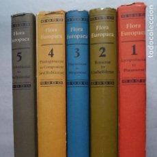 Libros antiguos: FLORA EUROPAEA. CAMBRIDGE AT THE UNIVERSITY PRESS. 1964. Lote 199927756