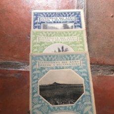 Libros antiguos: CATECISMO DEL AGRICULTOR Y DEL GANADERO TRES NÚMEROS. Lote 200012991