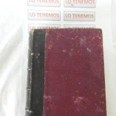 Libros antiguos: ORIGEN DE LAS ESPECIES,CHARLES DARWIN TRADUCIDO POR ENRIQUE GODINEZ,2 EDIC. CASTELLANA MADRID. Lote 200313606