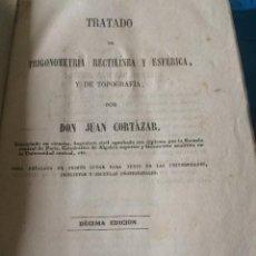 Libros antiguos: JUAN CORTAZAR 1866 (DOS TOMOS). Lote 200566166