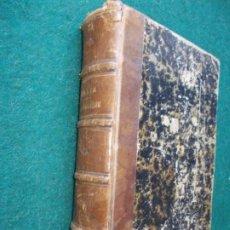 Libros antiguos: HYDRAULIQUE ARTHUR MORIN 1863. Lote 201286152