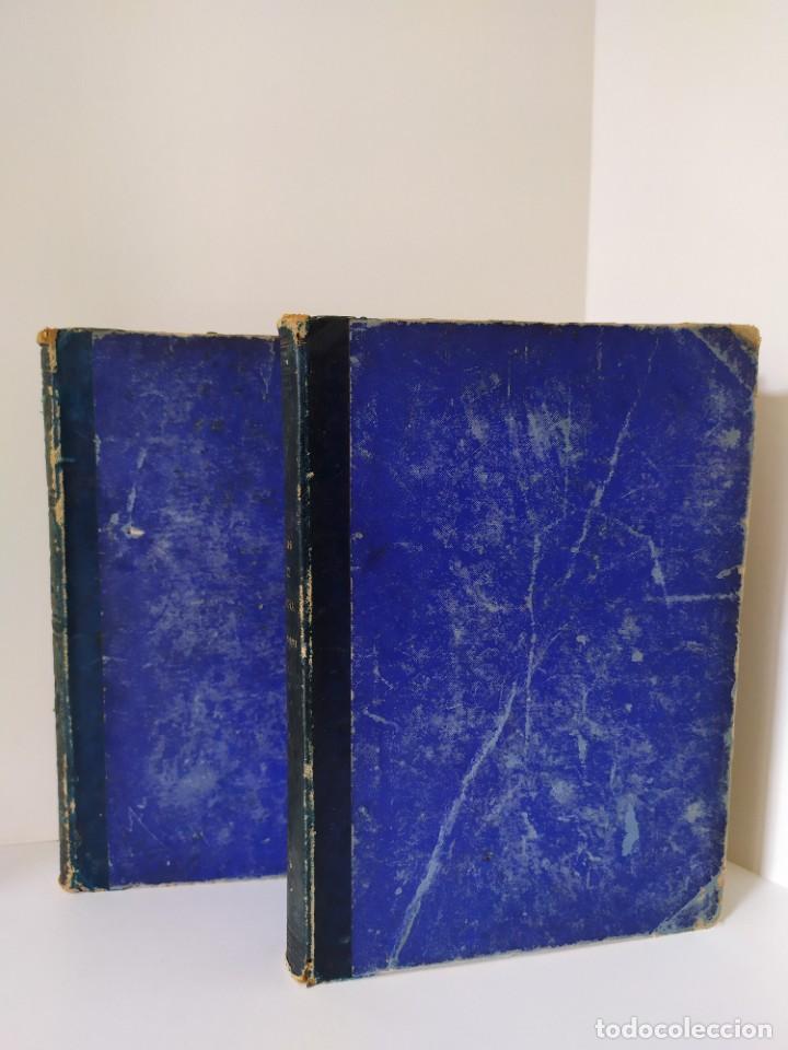 ALGEBRA POR D. IGNACIO SALINAS Y ANGULO Y D. MANUEL BENÍTEZ Y PARODI. TOLEDO, 1892 - 1893 VER FOTOS (Libros Antiguos, Raros y Curiosos - Ciencias, Manuales y Oficios - Física, Química y Matemáticas)