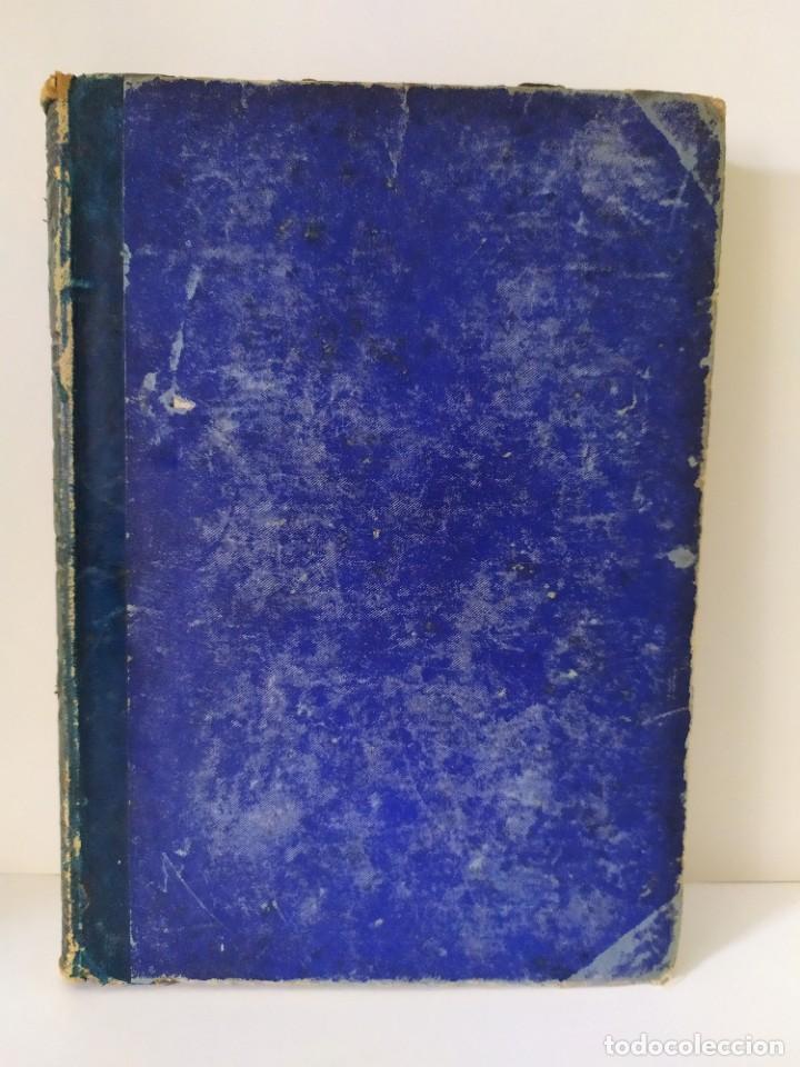 Libros antiguos: ALGEBRA POR D. IGNACIO SALINAS Y ANGULO Y D. MANUEL BENÍTEZ Y PARODI. TOLEDO, 1892 - 1893 VER FOTOS - Foto 2 - 201713175