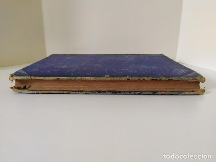 Libros antiguos: ALGEBRA POR D. IGNACIO SALINAS Y ANGULO Y D. MANUEL BENÍTEZ Y PARODI. TOLEDO, 1892 - 1893 VER FOTOS - Foto 5 - 201713175