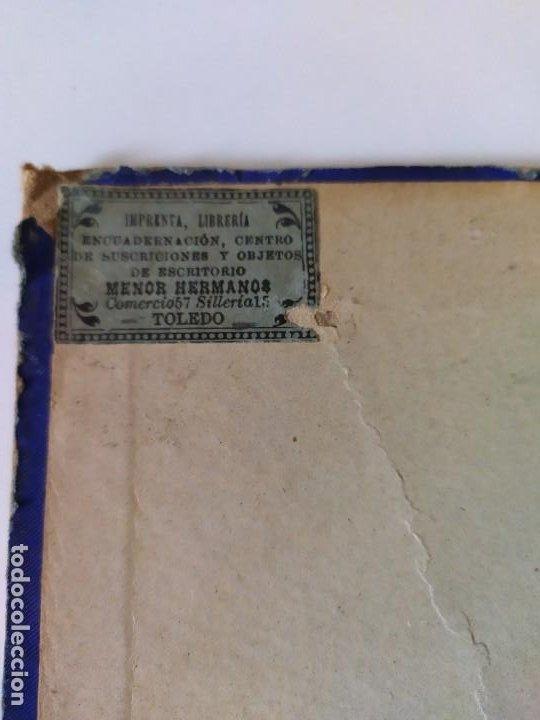 Libros antiguos: ALGEBRA POR D. IGNACIO SALINAS Y ANGULO Y D. MANUEL BENÍTEZ Y PARODI. TOLEDO, 1892 - 1893 VER FOTOS - Foto 22 - 201713175