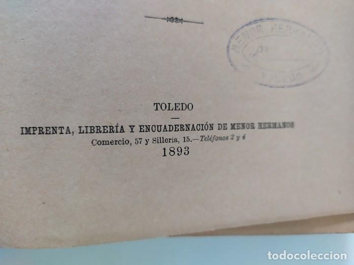 Libros antiguos: ALGEBRA POR D. IGNACIO SALINAS Y ANGULO Y D. MANUEL BENÍTEZ Y PARODI. TOLEDO, 1892 - 1893 VER FOTOS - Foto 23 - 201713175