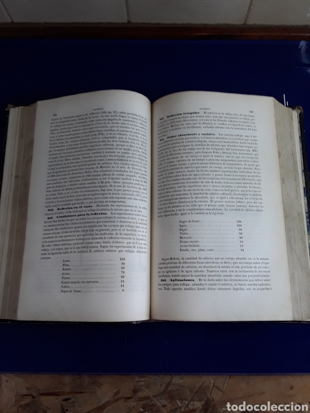 Libros antiguos: Manual de física general y aplicada 1858 - Foto 4 - 201957508