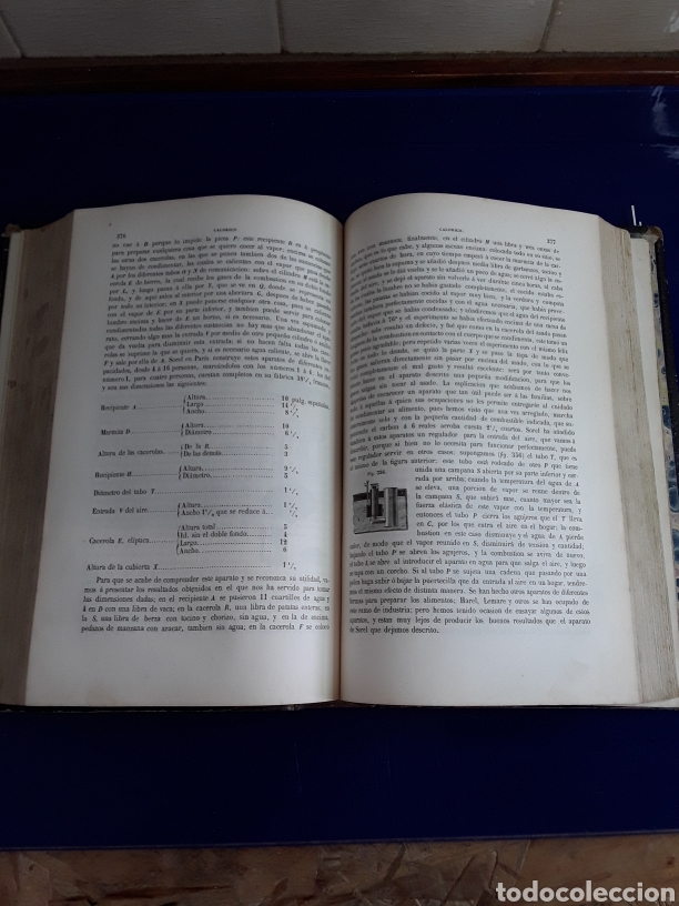 Libros antiguos: Manual de física general y aplicada 1858 - Foto 5 - 201957508