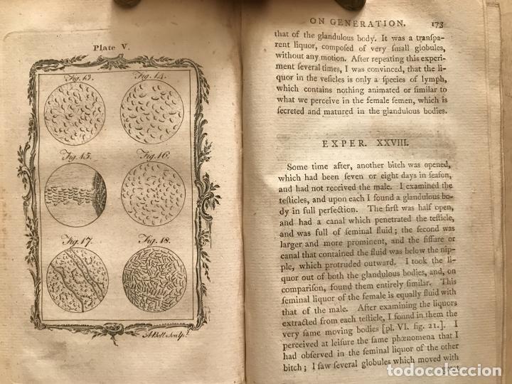 Libros antiguos: NATURAL HISTORY GENERAL..., 7 tomos, 1985 y 1991. BUFFON/WILLIAM SMELLIE. 291 grabados - Foto 7 - 202015646