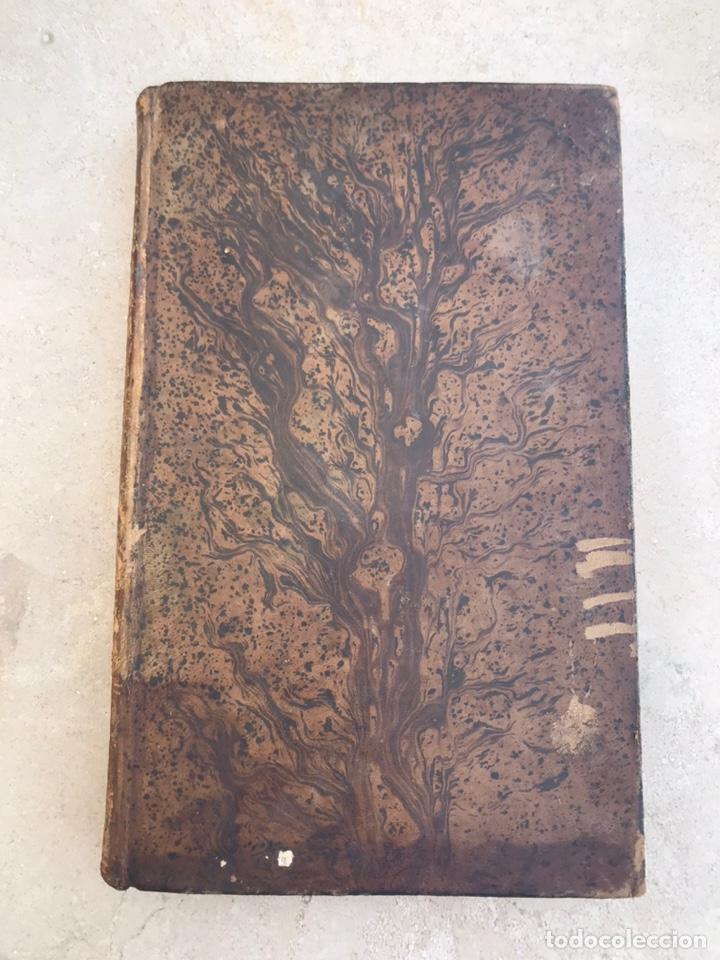 Libros antiguos: Tratado de cosgomonía y geología 1854. Libro siglo XIX - Foto 3 - 202868390