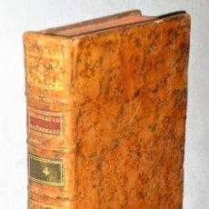 Libros antiguos: RÉCRÉATIONS MATHÉMATIQUES ET PHYSIQUES. TOME QUATRIEME.. Lote 204439228