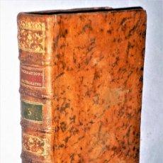 Libros antiguos: RÉCRÉATIONS MATHÉMATIQUES ET PHYSIQUES. TOME TROISIEME.. Lote 204441611