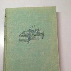 Libros antiguos: GEOLOGÍA PARA TODOS, PROF. DR. K. VON BULOW, EDITORIAL LABOR, 1ª ED. ESPAÑOLA DE LA 4ª ED. ALEMANA. Lote 205540835