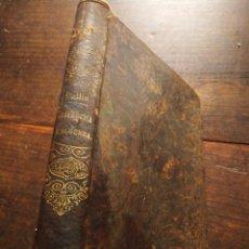 Libros antiguos: ELEMENTOS DE MATEMÁTICAS- D. ACISCLO F. VALLIN Y BUSTILLO, (EDICIÓN ESTEREOTIPICA) 1870.. Lote 206515711
