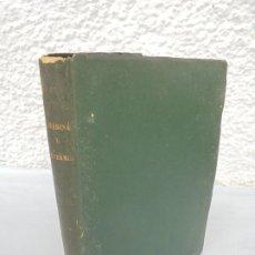 Libros antiguos: ELEMENTOS DE LAS TEORIAS COORDINATORIA Y DE LAS DETERMINANTES CON SUS PRINCIPALES APLICACIONES. 1897. Lote 206887680