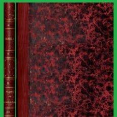 Libros antiguos: AÑO 1862. TRATADO DE TRIGONOMETRIA. MATEMATICAS. EN IDIOMA FRANCES. J.A. SERRET. PARIS. FRANCIA.. Lote 207284433