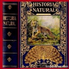Libros antiguos: AÑO 1935 - BIBLIOTECA HISPANIA. HISTORIA NATURAL. CELSO AREVALO. ED. SOPENA.. Lote 207404705