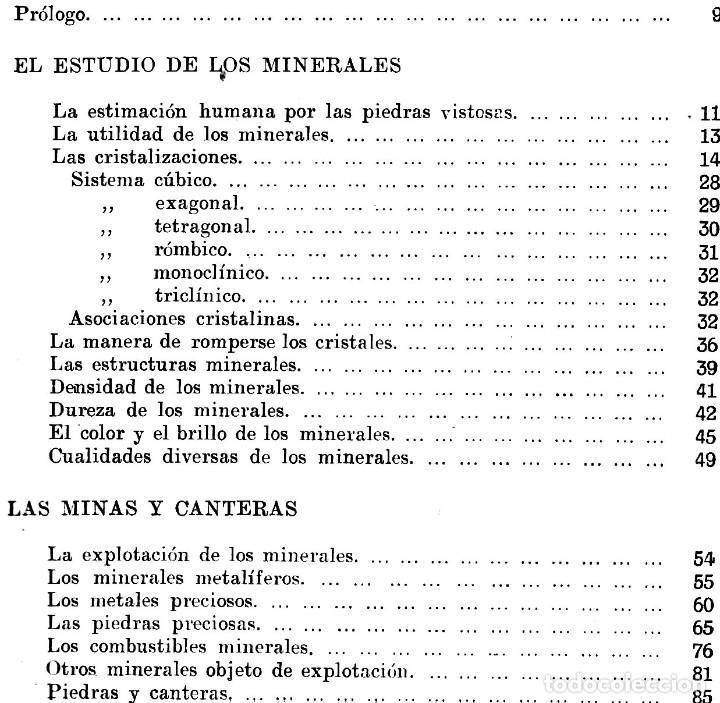 Libros antiguos: AÑO 1935 - BIBLIOTECA HISPANIA. HISTORIA NATURAL. CELSO AREVALO. ED. SOPENA. - Foto 8 - 207404705