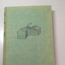 Libros antiguos: GEOLOGÍA PARA TODOS, PROF. DR. K. VON BULOW, EDITORIAL LABOR, 1ª ED. ESPAÑOLA DE LA 4ª ED. ALEMANA. Lote 207976393