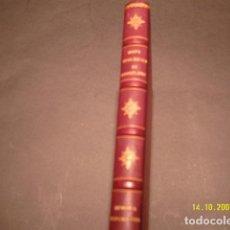 Libros antiguos: INSTITUTO GEOLÓGICO Y MINERO DE ESPAÑA. MAPA GEOLOGICO DE BARCELONA. Lote 207989236
