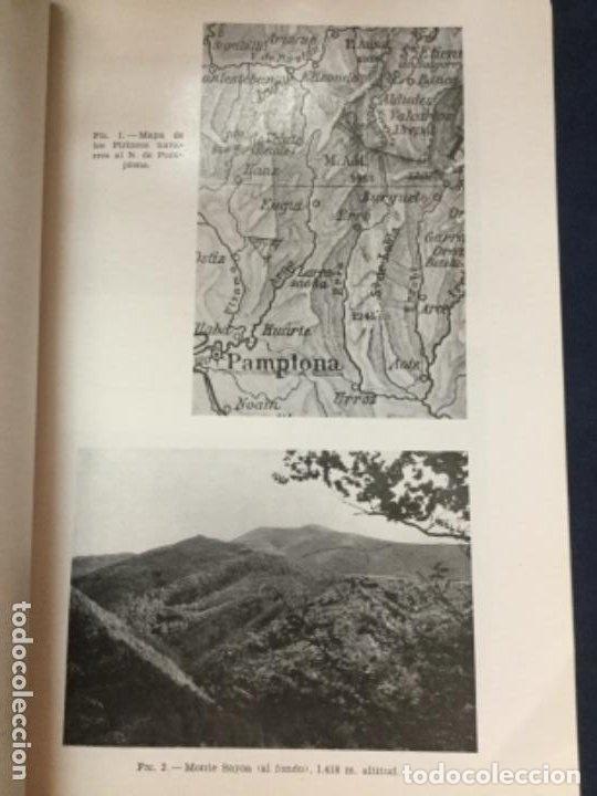 Libros antiguos: LA MAGNESITA SEDIMENTARIA DE LOS PIRINEOS NAVARROS - JOAQUIN GOMEZ DE LLARENA - 1952 19p.+20FIGURAS - Foto 3 - 208289591