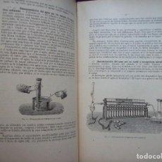 Libros antiguos: CURSO ELEMENTAL DE QUIMICA Y MINERALOGIA. ISTRATI Y LONGINESCU. EDITORIAL MAUCCI. Lote 208399902