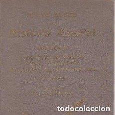 Libros antiguos: LIBRO DE NUEVO MUSEO DE HISTORIA NATURAL. AVES,REPTILES,ANFIBIOS.. Lote 208404811