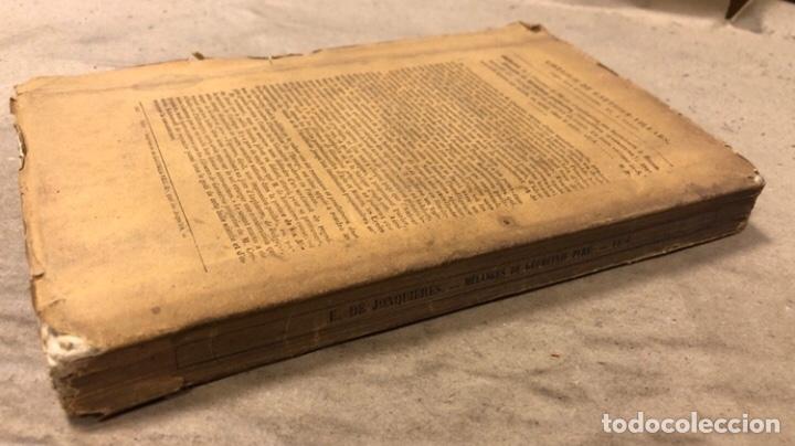 Libros antiguos: MÉLANGES DE GÉOMÉTRIE PURE. TRADUCTION DU TRAITÉ DE MACLAURIN PAR E. DE JONQUIÉRES. 1856 - Foto 10 - 209072340