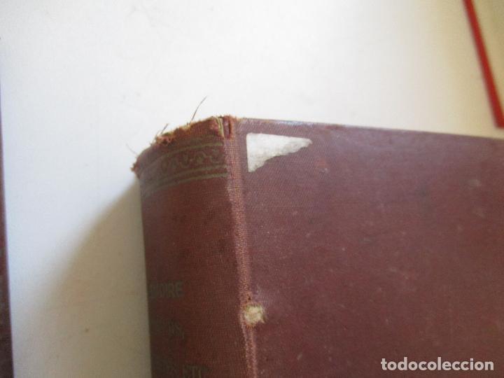 Libros antiguos: FORMULES, TABLES ET RENSEIGNEMENTS PRATIQUES-S/F-AIDE-MÉMOIRE-2 TOMOS - Foto 2 - 209145460