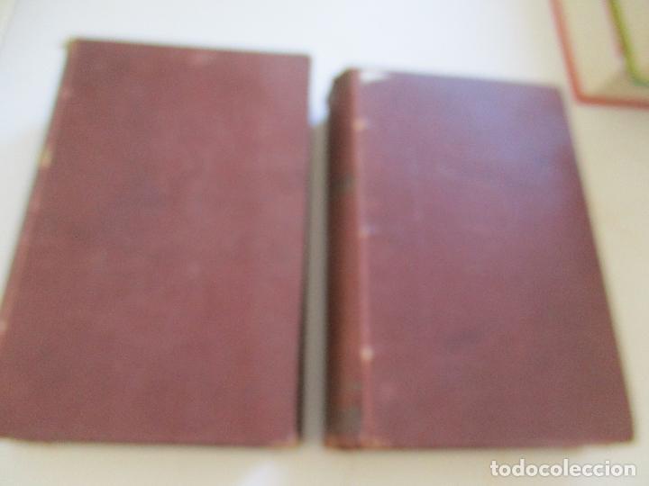 Libros antiguos: FORMULES, TABLES ET RENSEIGNEMENTS PRATIQUES-S/F-AIDE-MÉMOIRE-2 TOMOS - Foto 6 - 209145460