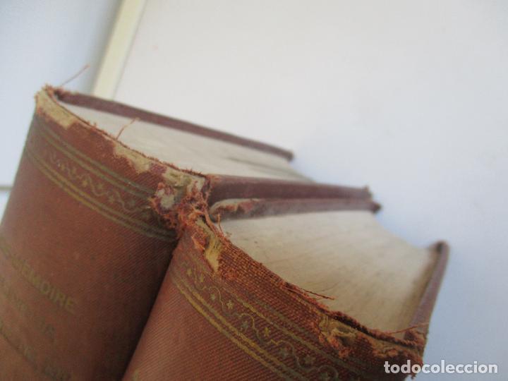 Libros antiguos: FORMULES, TABLES ET RENSEIGNEMENTS PRATIQUES-S/F-AIDE-MÉMOIRE-2 TOMOS - Foto 7 - 209145460