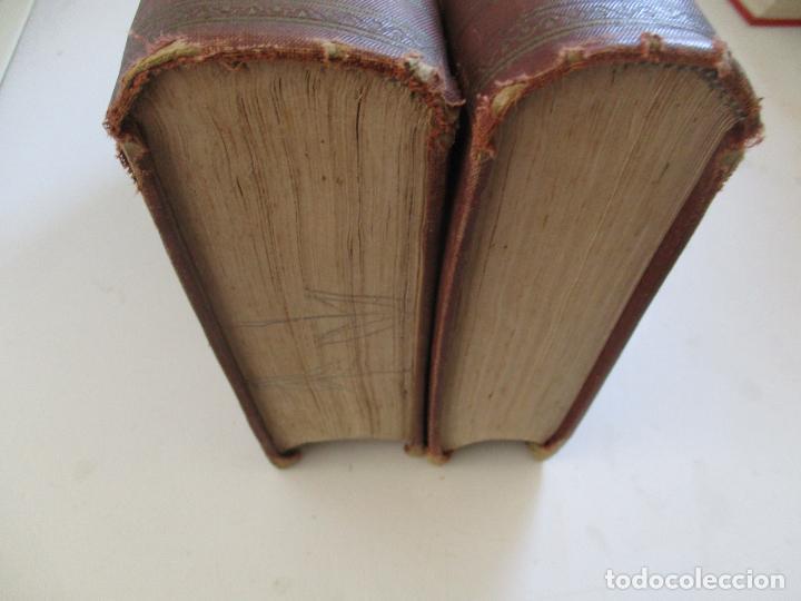 Libros antiguos: FORMULES, TABLES ET RENSEIGNEMENTS PRATIQUES-S/F-AIDE-MÉMOIRE-2 TOMOS - Foto 8 - 209145460