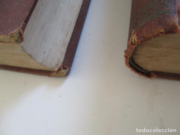 Libros antiguos: FORMULES, TABLES ET RENSEIGNEMENTS PRATIQUES-S/F-AIDE-MÉMOIRE-2 TOMOS - Foto 10 - 209145460