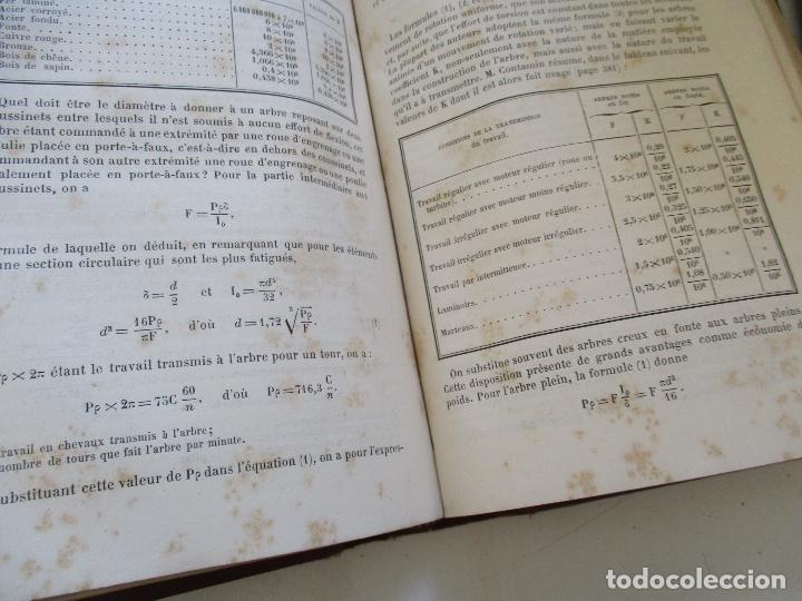 Libros antiguos: FORMULES, TABLES ET RENSEIGNEMENTS PRATIQUES-S/F-AIDE-MÉMOIRE-2 TOMOS - Foto 16 - 209145460