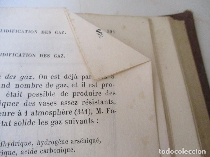 Libros antiguos: FORMULES, TABLES ET RENSEIGNEMENTS PRATIQUES-S/F-AIDE-MÉMOIRE-2 TOMOS - Foto 17 - 209145460