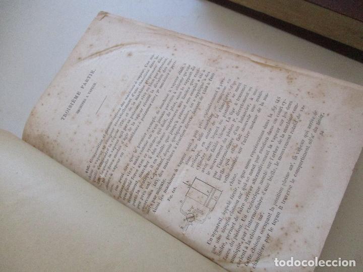 Libros antiguos: FORMULES, TABLES ET RENSEIGNEMENTS PRATIQUES-S/F-AIDE-MÉMOIRE-2 TOMOS - Foto 21 - 209145460