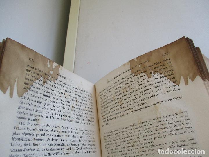 Libros antiguos: FORMULES, TABLES ET RENSEIGNEMENTS PRATIQUES-S/F-AIDE-MÉMOIRE-2 TOMOS - Foto 25 - 209145460