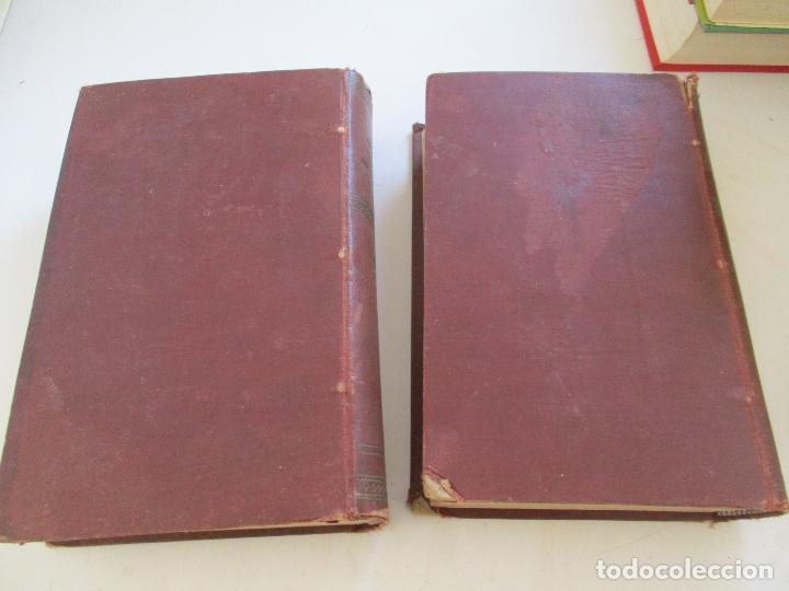Libros antiguos: FORMULES, TABLES ET RENSEIGNEMENTS PRATIQUES-S/F-AIDE-MÉMOIRE-2 TOMOS - Foto 27 - 209145460