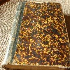 Livros antigos: ELEMENTOS DE FISICA Y NOCIONES DE QUIMICA POR TOMAS ESCRICHE Y MIEG- 1.891. Lote 209211317