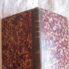 Libros antiguos: ACISCLO F. VALLIN Y BUSTILLO. GEOGRAFIA MATEMATICA O ELEMENTOS DE COSMOGRAFIA. IMP AGUADO 1858.. Lote 210128955