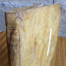 Libros antiguos: AGRICULTURA GENERAL - JUAN SABUGO 1650 - +/- FALTA LA HOJA DEL TITULO. Lote 210650309